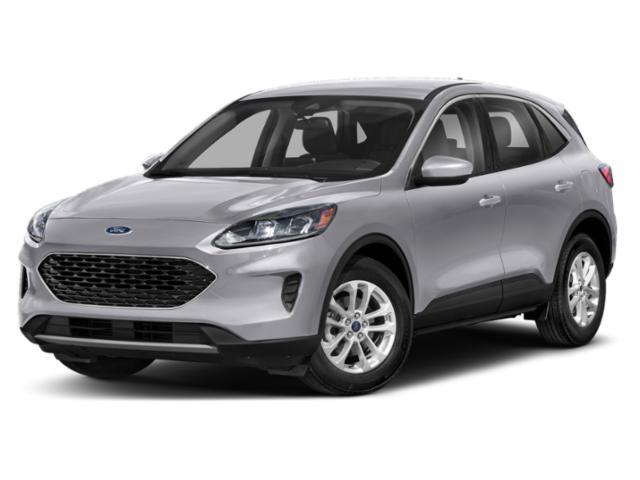 new 2021 Ford Escape SE