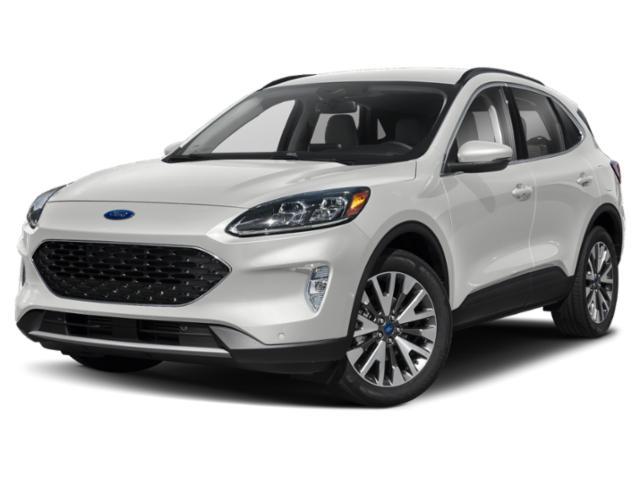 new 2021 Ford Escape Titanium