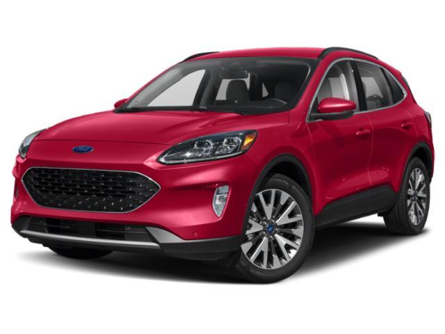 2021 Ford Escape Titanium Hybrid for sale in Fairfax, VA