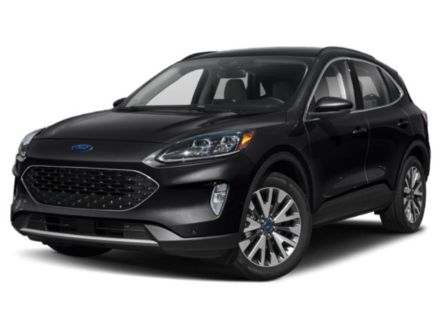 2021 Ford Escape Titanium Hybrid for sale in Huntley, IL