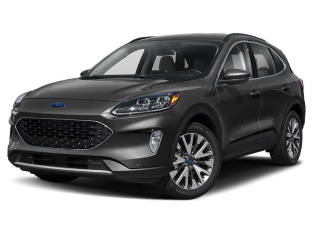 2021 Ford Escape Titanium Hybrid for sale in Leesburg, VA