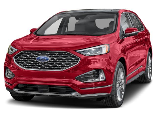 2021 Ford Edge Titanium for sale in Spring Hill, FL