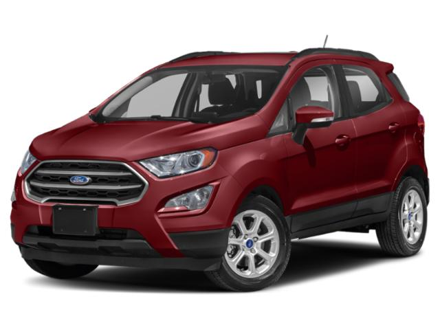 2021 Ford EcoSport SE for sale in Griffin, GA