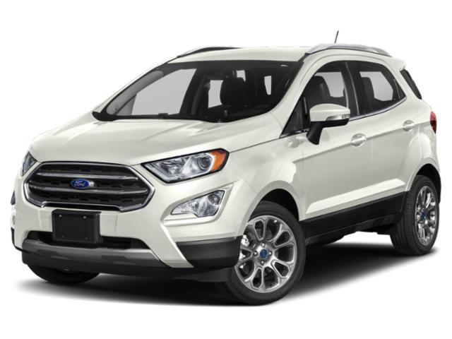 2021 Ford EcoSport Titanium for sale in Columbus, OH