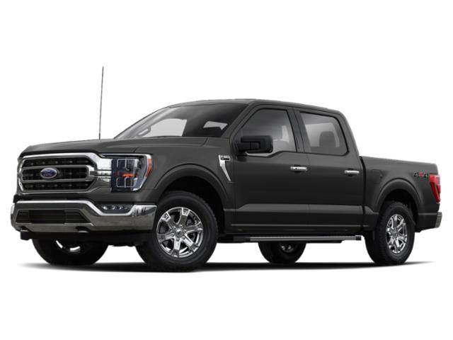 certified 2021 Ford F-150 XLT