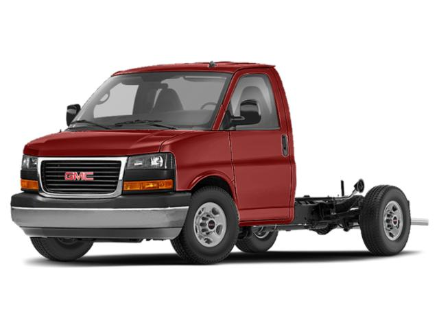 2021 GMC Savana Commercial Cutaway