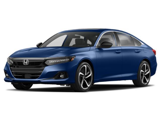 2021 Honda Accord Sedan Sport for sale in Conroe, TX
