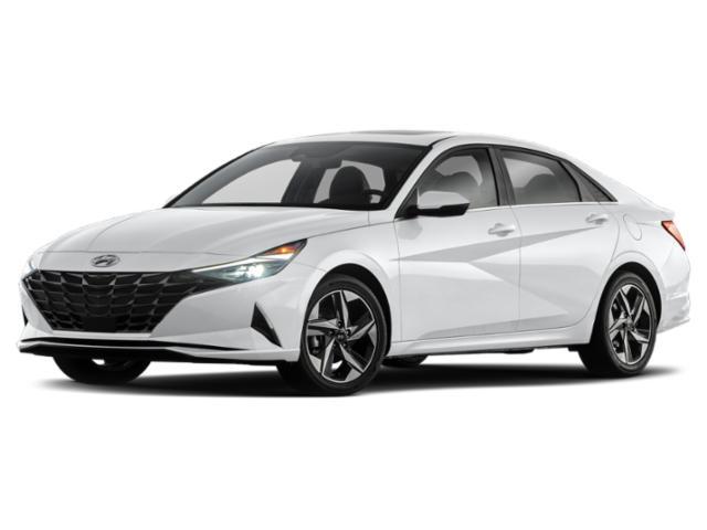 new 2021 Hyundai ELANTRA Limited