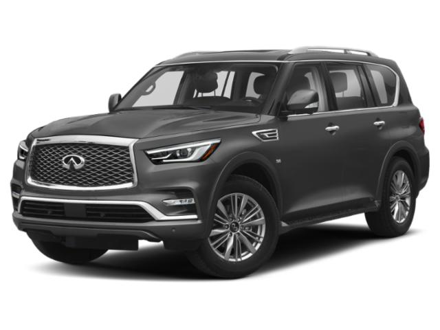 2021 INFINITI QX80 LUXE for sale in Norwood, MA