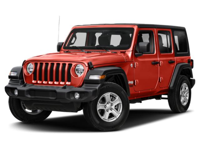 2021 Jeep Wrangler Unlimited Sport for sale in Gloucester, MA