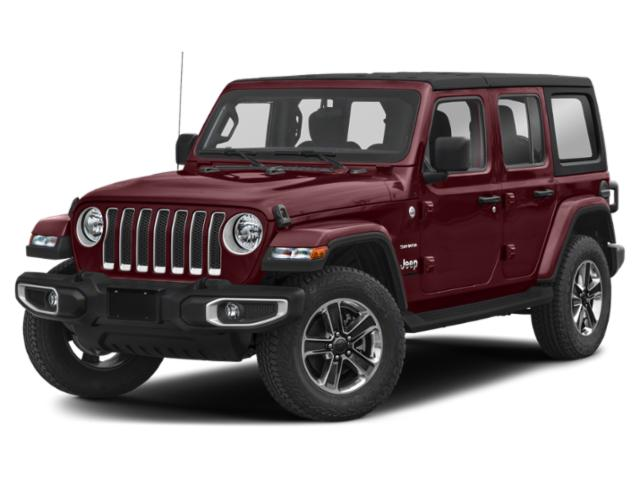 2021 Jeep Wrangler Unlimited Sahara for sale in Bethesda, MD