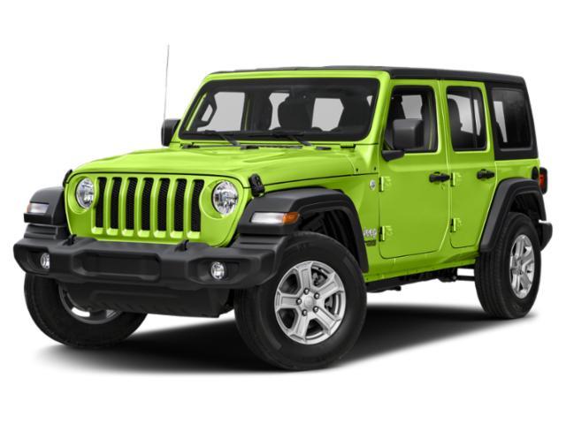 2021 Jeep Wrangler Unlimited Sport Altitude for sale in White Lake, MI