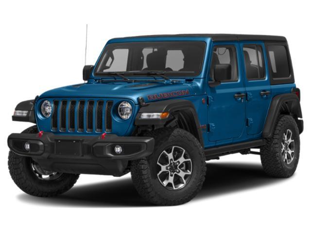 2021 Jeep Wrangler Unlimited Rubicon for sale in Winchester, VA