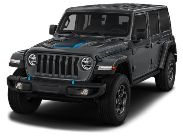 2021 Jeep Wrangler 4xe Unlimited Rubicon for sale in Yulee, FL