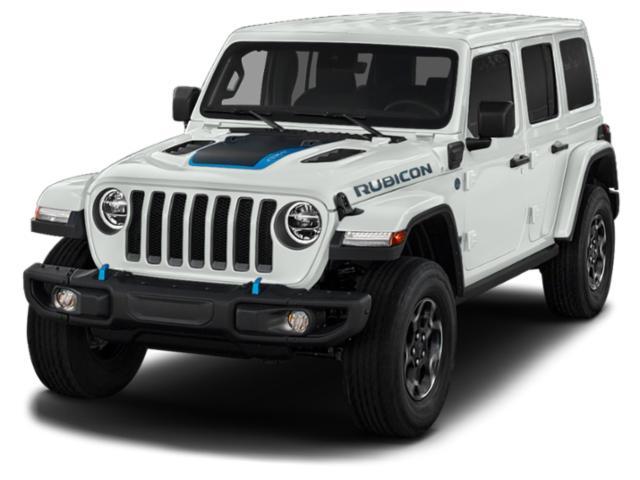 2021 Jeep Wrangler 4xe Unlimited Rubicon for sale in Plano, IL