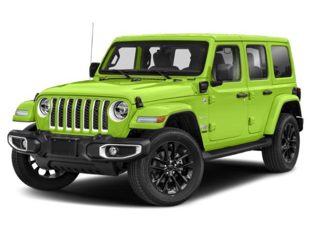 2021 Jeep Wrangler 4xe Unlimited Sahara for sale in Orangeburg, SC