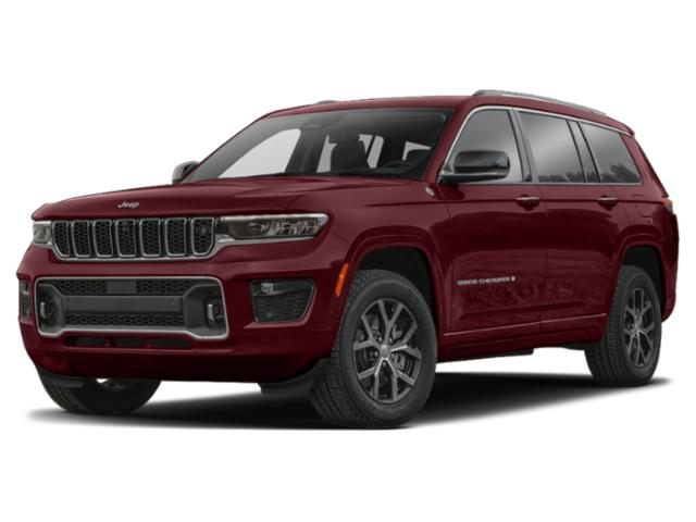 2021 Jeep Grand Cherokee Overland for sale in St. Louis, MO
