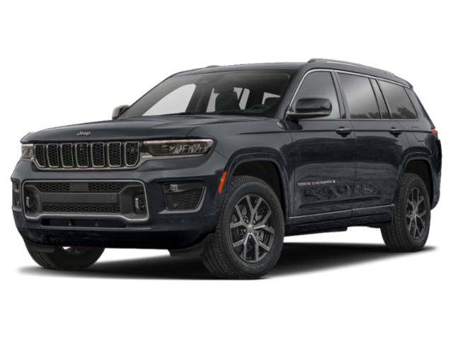 2021 Jeep Grand Cherokee Overland for sale in Michigan City, IN