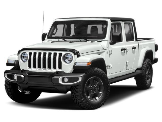 2021 Jeep Gladiator Overland for sale in Pinckney, MI