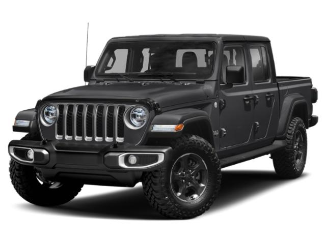 2021 Jeep Gladiator Overland for sale in Negaunee, MI