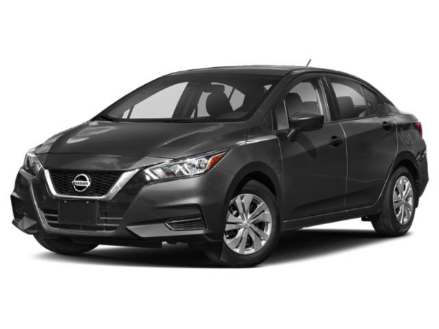 2021 Nissan Versa SV [5]