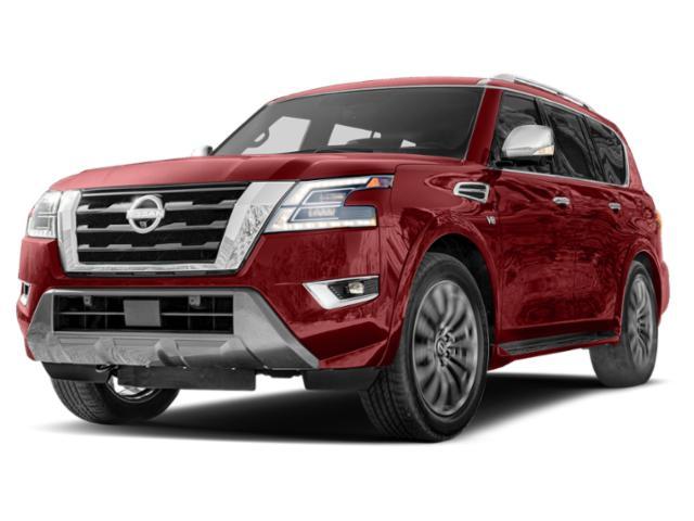 2021 Nissan Armada Platinum [1]