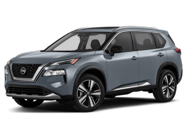 2021 Nissan Rogue SL [2]