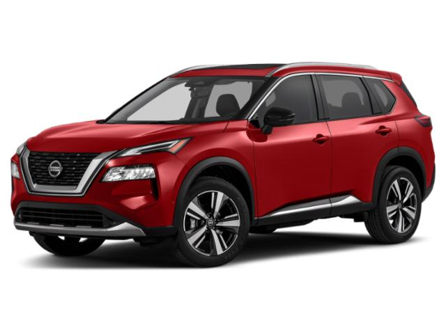 2021 Nissan Rogue S [0]
