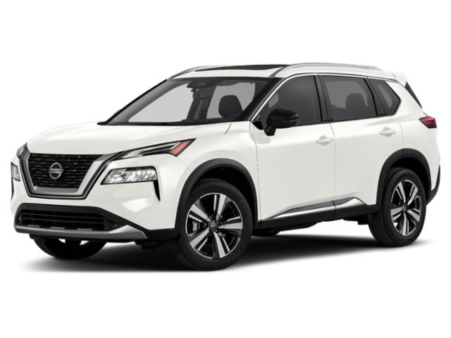 2021 Nissan Rogue S [7]