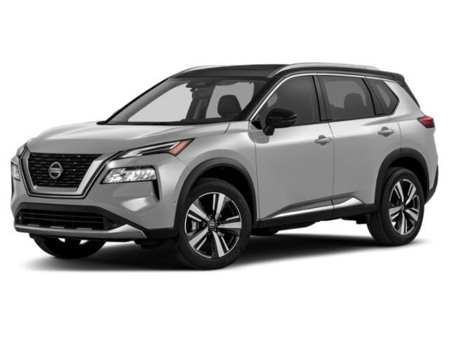 2021 Nissan Rogue Platinum [3]