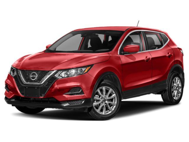 2021 Nissan Rogue Sport S [3]