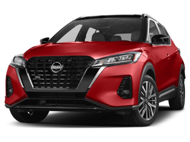 2021 Nissan Kicks SV [1]