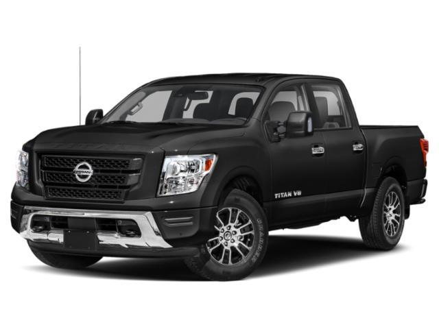2021 Nissan Titan SV for sale in Stockton, CA