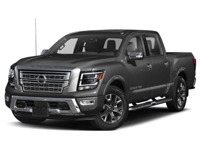 2021 Nissan Titan Platinum Reserve for sale in Stockton, CA