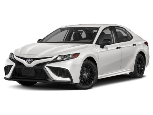 2021 Toyota Camry SE Nightshade [3]
