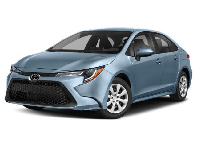 2021 Toyota Corolla LE [0]