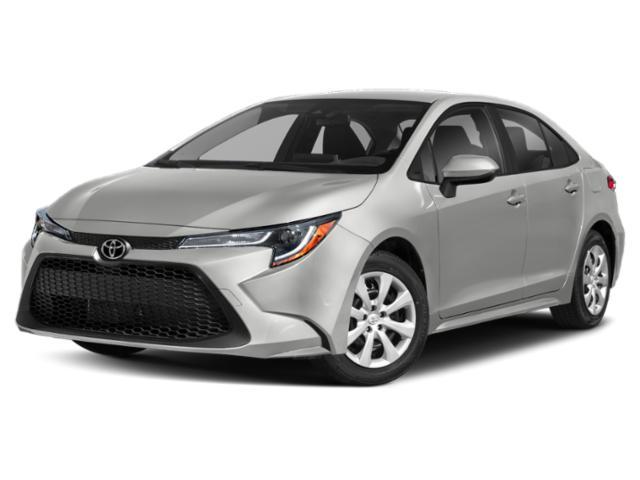 2021 Toyota Corolla LE [4]