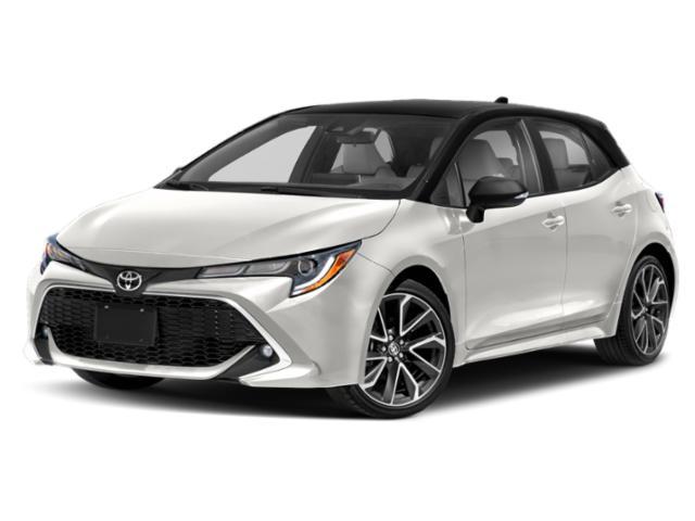 2021 Toyota Corolla Hatchback XSE [1]