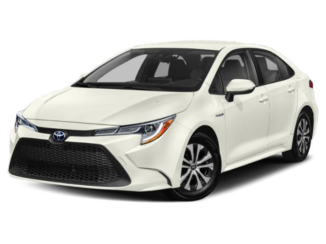 2021 Toyota Corolla Hybrid LE [14]