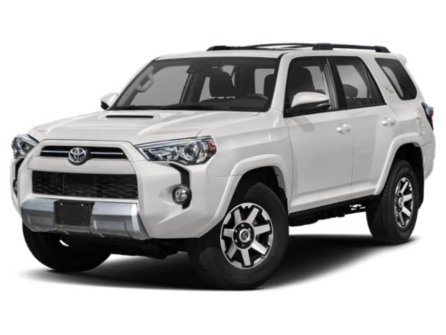 2021 Toyota 4Runner TRD Off Road Premium [4]