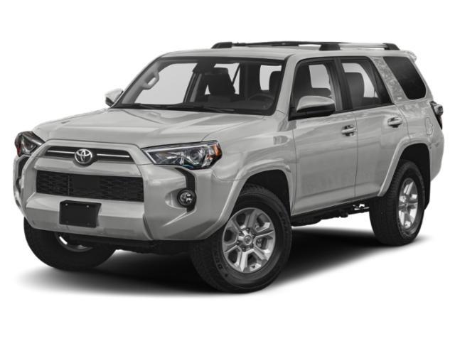 2021 Toyota 4Runner SR5 [1]