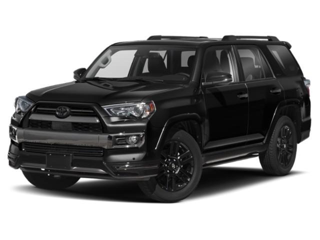 2021 Toyota 4Runner Nightshade [0]