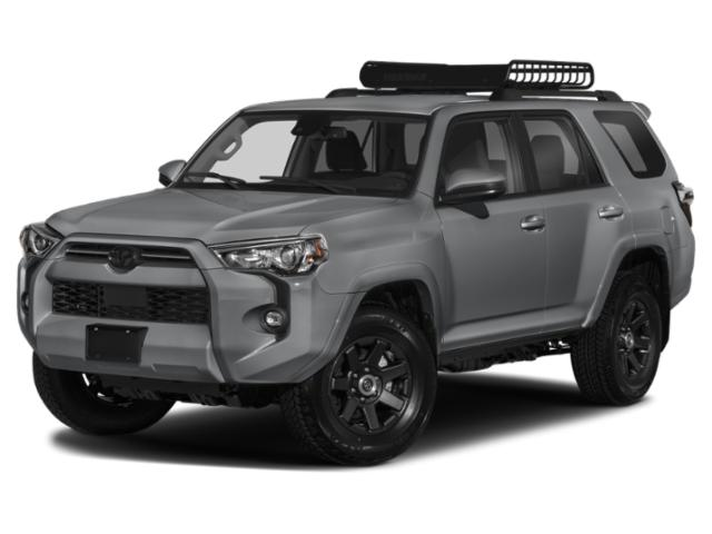 2021 Toyota 4Runner Trail Special Edition [1]