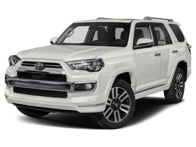 2021 Toyota 4Runner Limited [8]