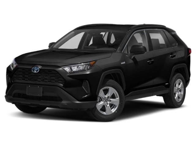2021 Toyota Rav4 LE [2]