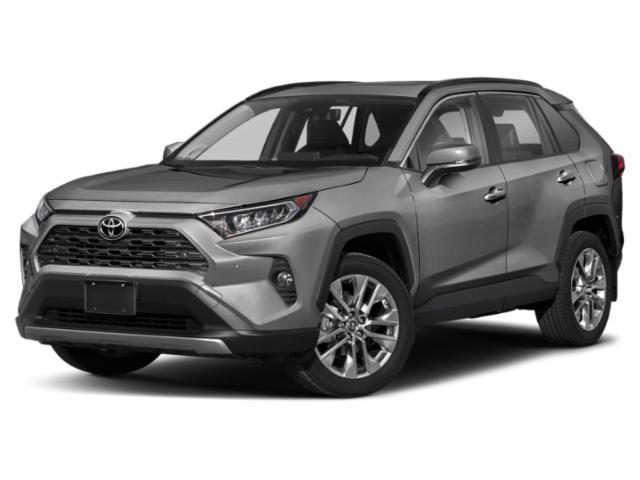2021 Toyota RAV4 Limited for sale in Chandler, AZ