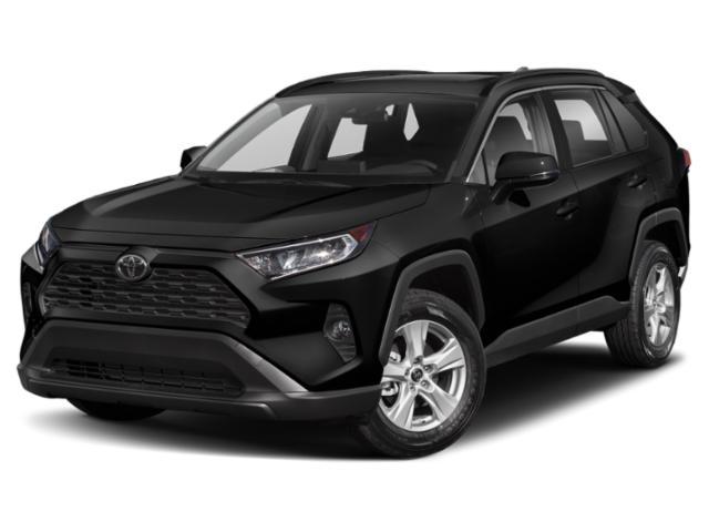 2021 Toyota RAV4 XLE for sale in Tulsa, OK
