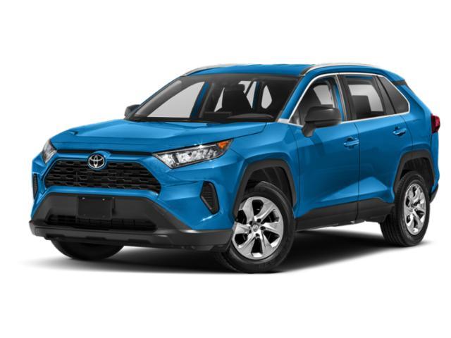 2021 Toyota RAV4 LE for sale in Houston, TX