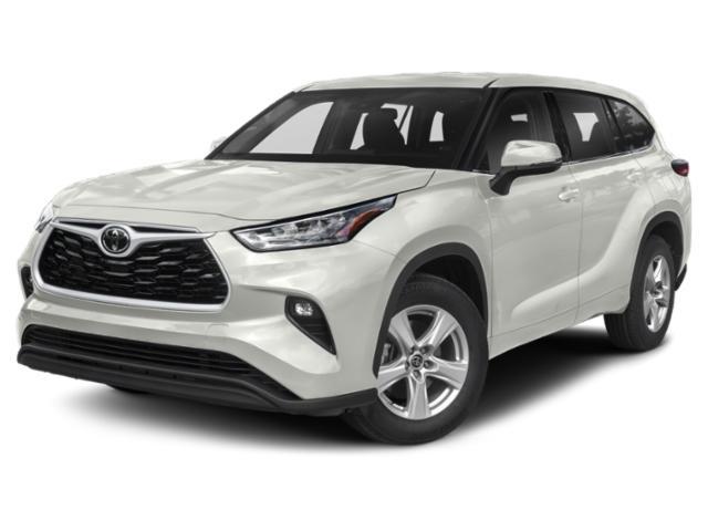 2021 Toyota Highlander LE [1]