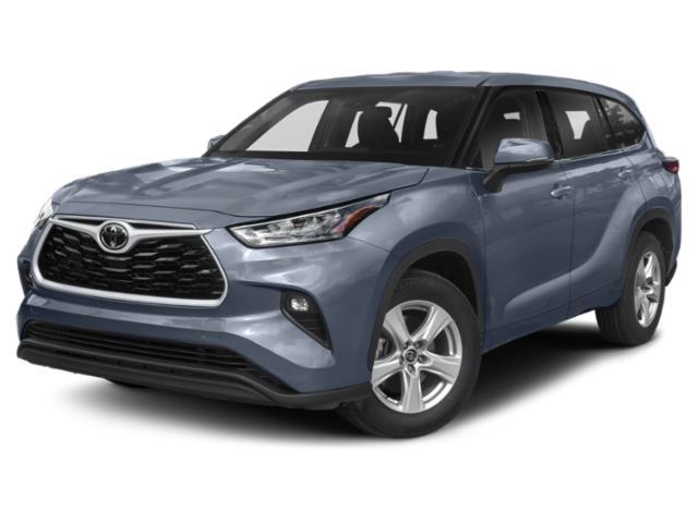2021 Toyota Highlander LE [2]